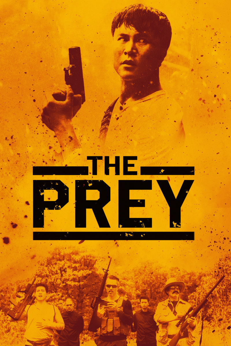 the prey poster