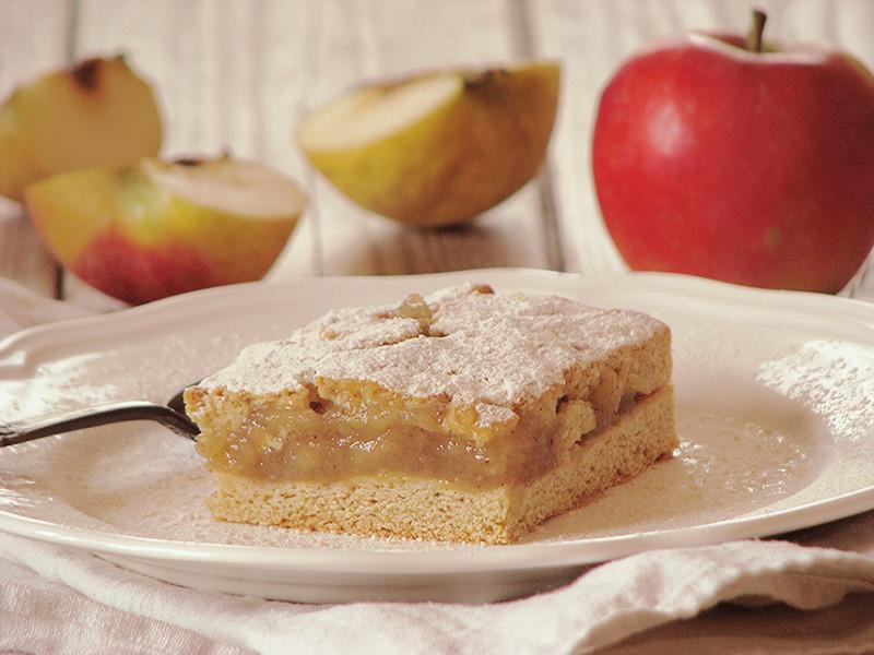 Gateau polonais aux pommes szarlotka