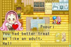Download Harvest Moon Friends Of Mineral Town di Android