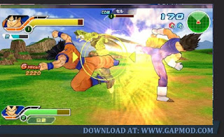 Download Dragon Ball Tag VS