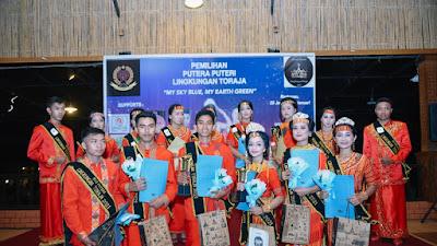 Sukses Digelar, ini Juara Putra-Putri Lingkungan Toraja 2021