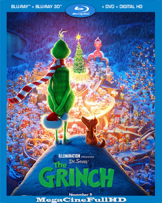 El Grinch (2018) Full 1080P Latino
