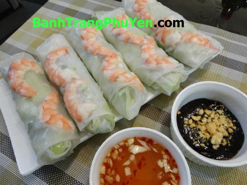 cach-lam-goi-cuon-tom-thit-banh-trang-cuon-Dac-San-Phu-Yen