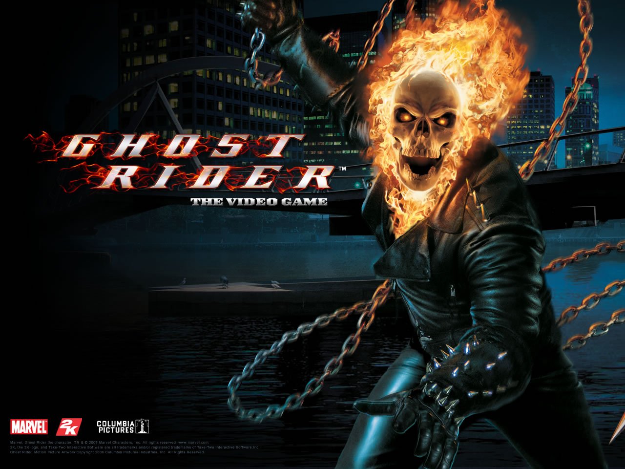 Funny Pictures Gallery: Ghost rider, ghost rider cast, ghost rider