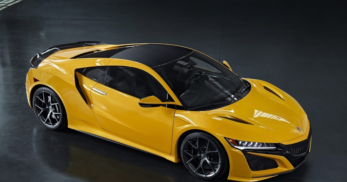 tech news 24h  2020 acura nsx debuts heritage color
