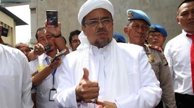 Habib Rizieq Pulang Ke Indonesia, Alumni 212 Janji Akan Halau Jika Bikin Kegaduhan