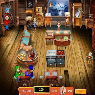 Cooking Dash 3 Game Free Download