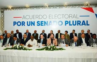 Alianza excluye provincia San Juan donde Félix Bautista es candidato; pero incluye Espaillat y Pedernales