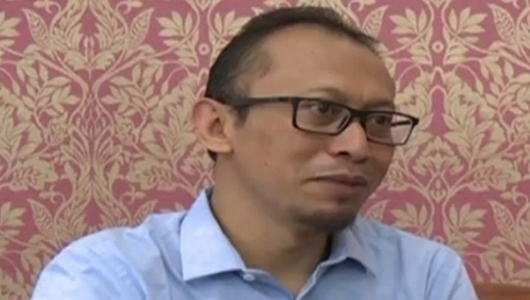 Pengamat Politik dari Exposit Startegic Political, Arif Susanto.