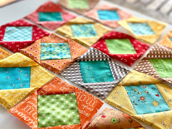 The Salvaged Quilt