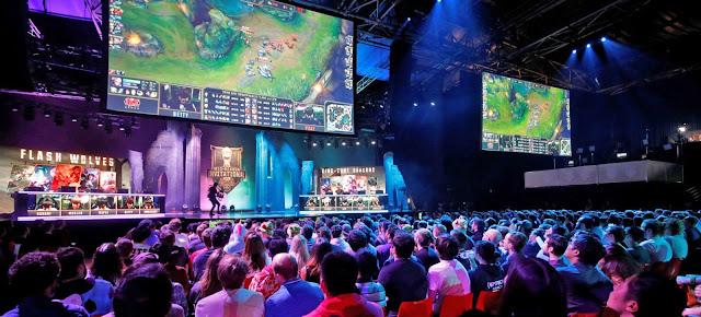 El 40% de los gamers en México consumen eSports