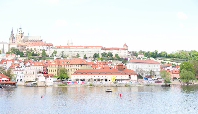 Prague, chateau