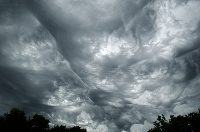 Undulatus asperatus clouds by Patty