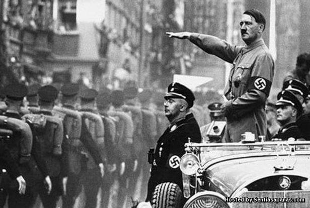Yahudi dan Hitler