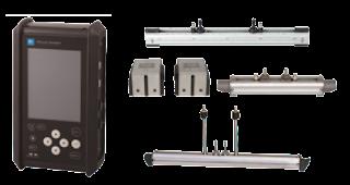 Fuji FSC Portable Ultrasonic Flowmeter