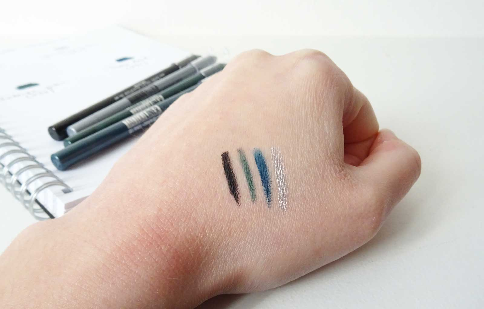 Tattoo Liners Maybelline