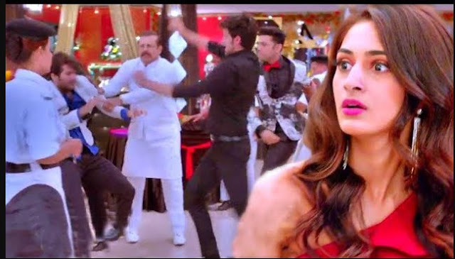 Huge Twist : Mishika bails out Ronit gets Prerna kidnapped in Kasauti Zindagi Ki 2