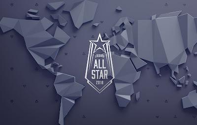 torneo all start 2018 de league of legends