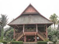 Rumah Walewangko, Rumah Adat Provinsi Sulawesi Utara