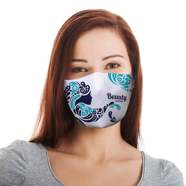 schöner Mundnasenschutz
