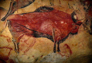 Pintura-Bisão-Caverna-de-Altamira