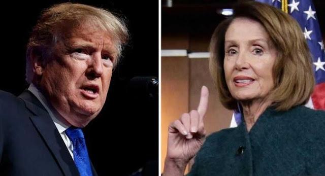 Nancy Pelosi Says She Has Equal Power to Donald Trump (DETAILS)
