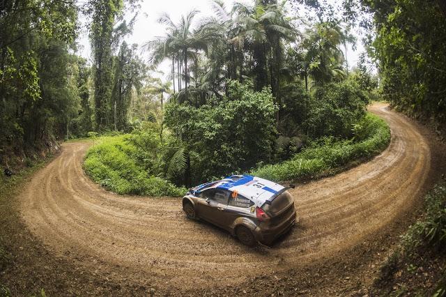 Kalle Rovanpera WRC Australia