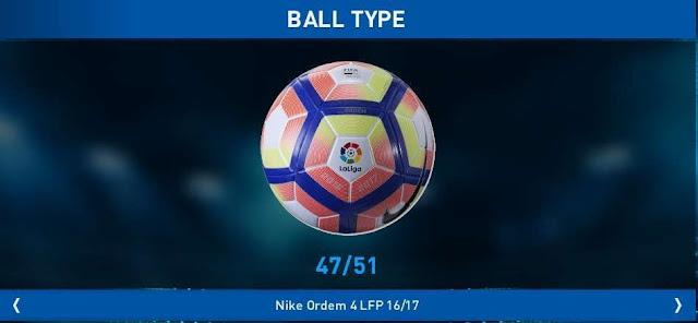 PES 2016 Nike Ordem 4 LFP Season 2016-2017