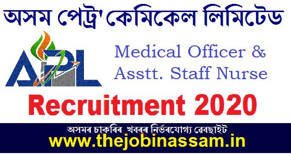 Assam Petro-Chemicals Ltd Recruitment 2020