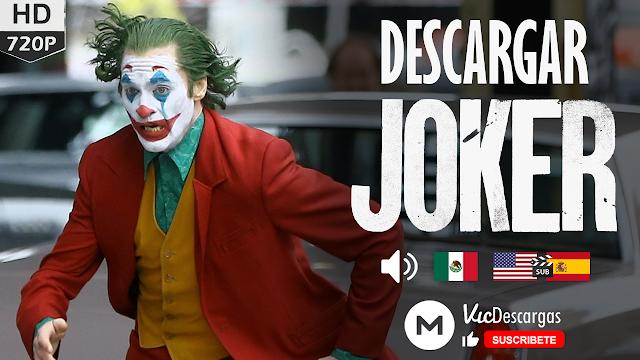 Descargar Joker Guasón 2019 Audio Dual Inglés Sub Español Latino Hd 720p 1 Link Mega Vic Descargas