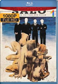 Salo, o los 120 dias de Sodoma [1975] [1080p BRrip] [Latino-Inglés] [LaPipiotaHD]