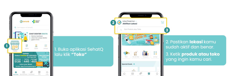 SehatQ.com. Aplikasi Kesehatan Terbaik Dengan Fitur Paling Praktis