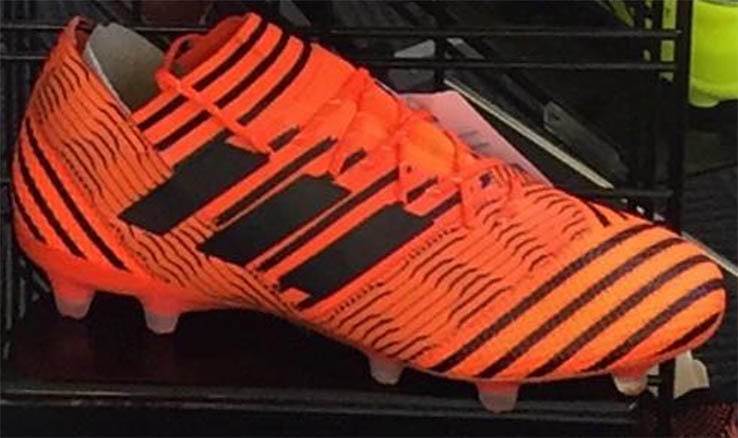 Messi S New Shoes Of