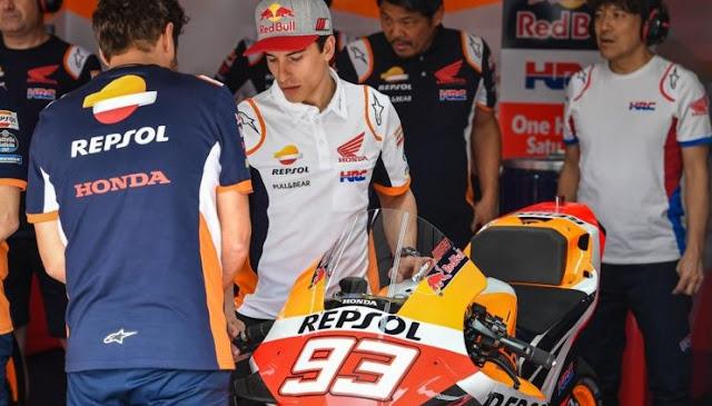 Gosip MotoGP - Marquez Siap Bertarung dalam Memperebutkan Gelar Juara Musim 2020