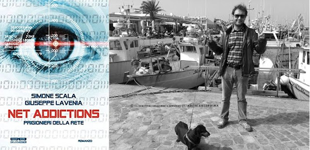 Scrittore: Simone Scala - Libro: Net Addictions. Prigionieri della rete - Intervista