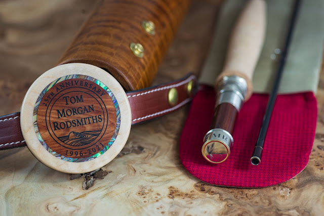 TOM MORGAN RODSMITHS - The 25th Anniversary Collection
