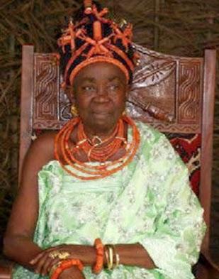Queen Esther Erediauwa dead