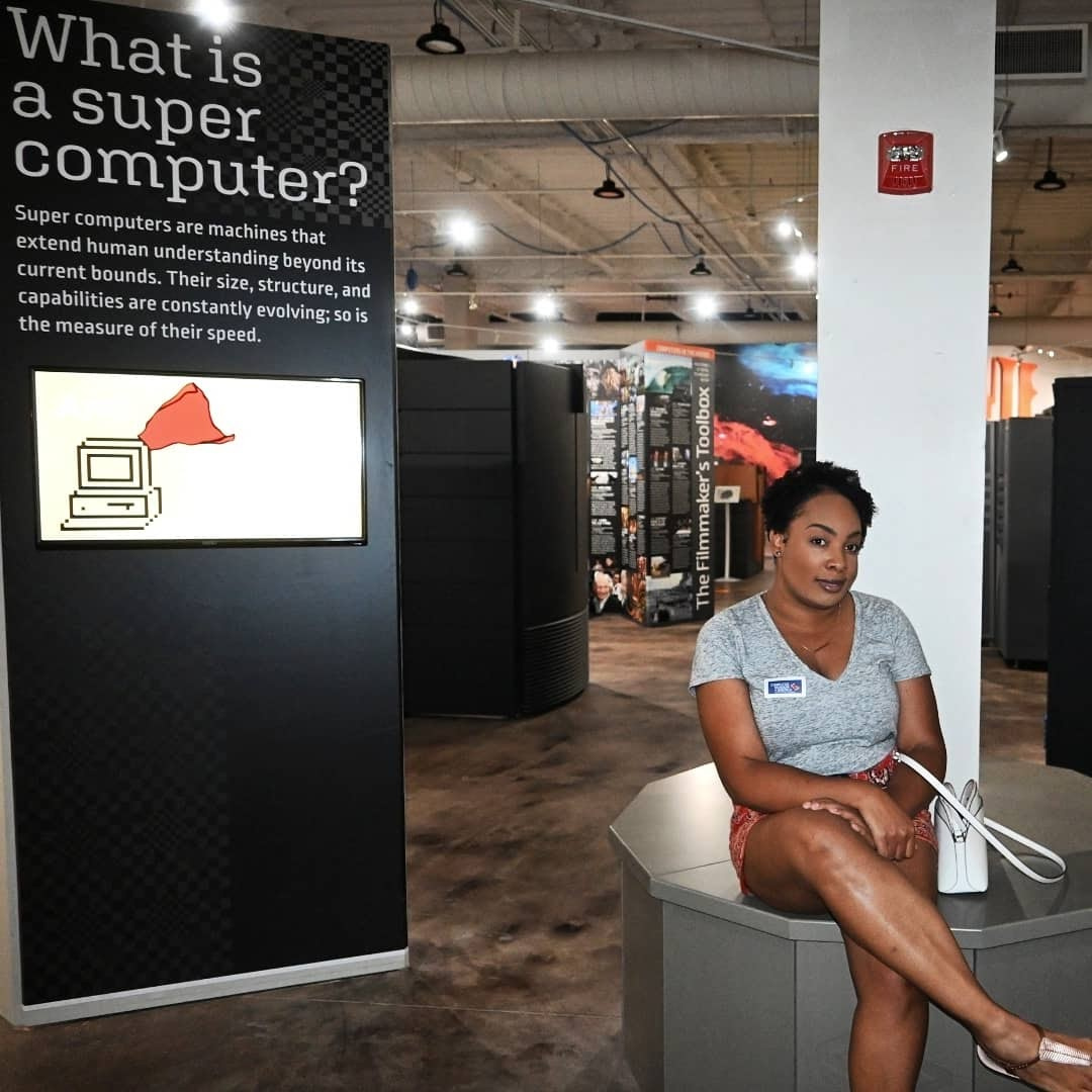 Going Down Memory Lane at Computer Museum of America