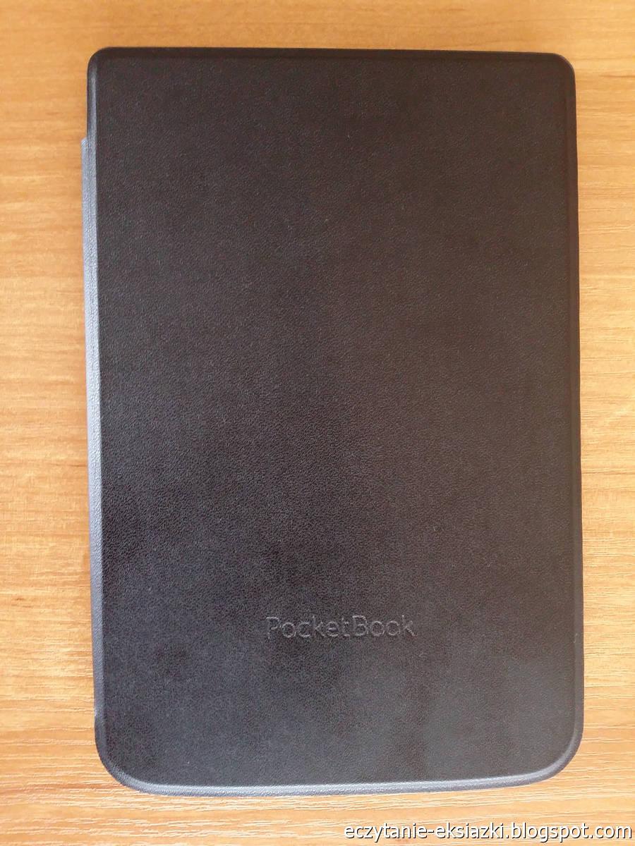 Przednia część okładki czytnika PocketBook Basic Touch 2 Save & Safe