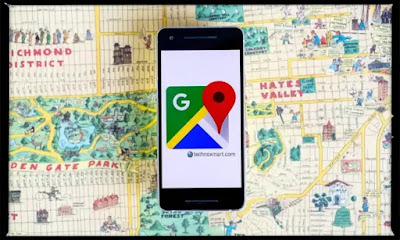 google maps new update 2020