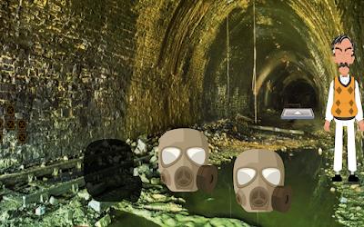 Fortune In Sewer Escape