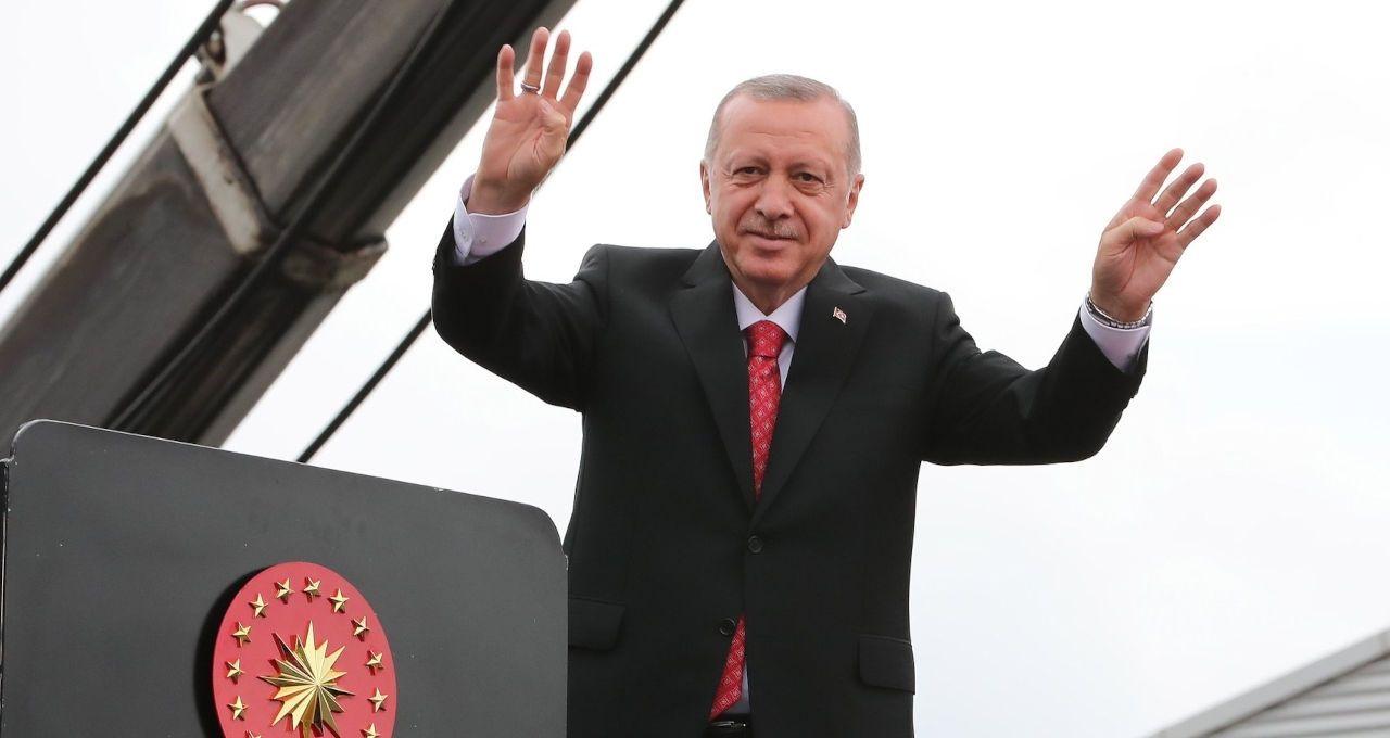 Presidente turco lança projeto de canal em Istambul
