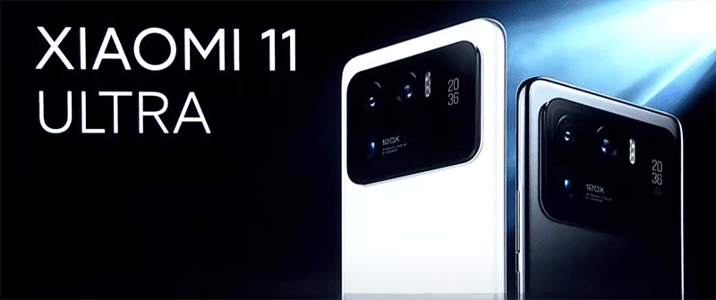 Xiaomi Mi 11 Pro, Mi 11 Ultra now official, Packs SD888 and 2K 120Hz AMOLED screen!