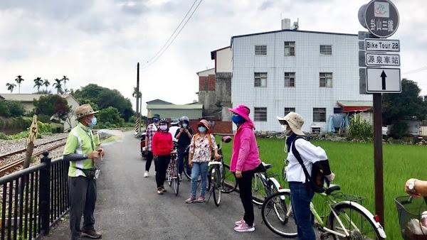 參山處推「卦山三鐵」自行車旅遊 培訓社區領騎導覽員
