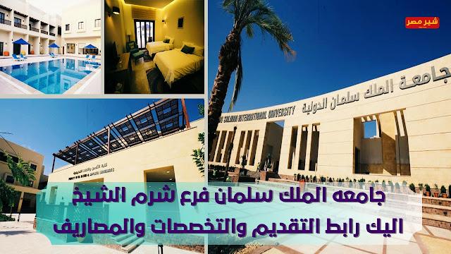جامعة الملك سلمان في مصر - شرم الشيخ جامعة الملك سلمان
