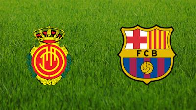 مشاهدة مباراة برشلونة ومايوركا