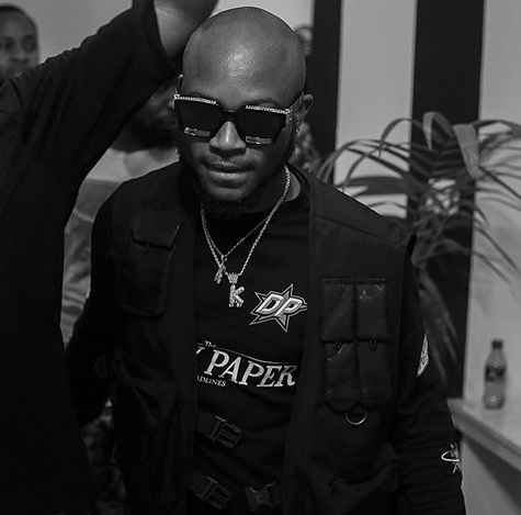 King Promise rocks Daily Paper