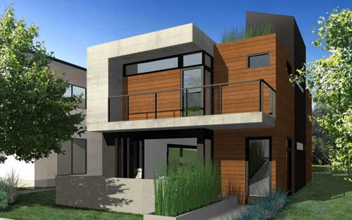 Modern Home Designs Home Design Photo