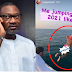 Femi Otedola screams in shock as daughter makes stunt dive into Ocean to welcome 2021