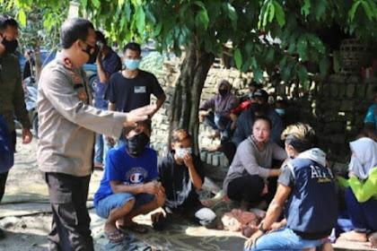 6 Dari 9 Korban Tenggelam di Waduk Kedungombo Ditemukan Tewas